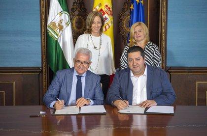 La Junta suscribe el tercer convenio con la Federación de Andaluces Retornados para asesorarles en su vuelta