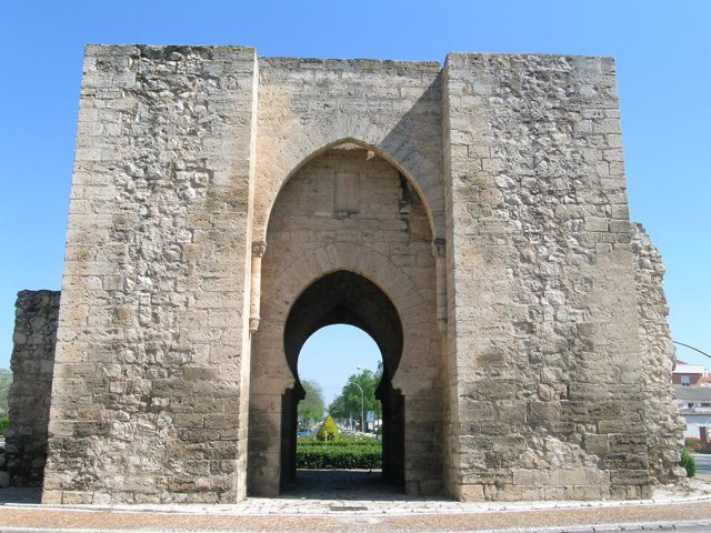 Puerta de Toledo en  Ciudad Real