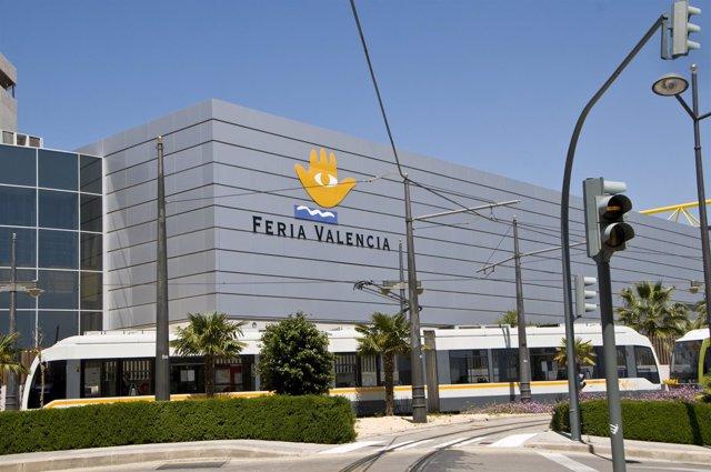 Refuerzo Del Servicio De Tranvía De Metrovalencia Hasta Feria Valencia.
