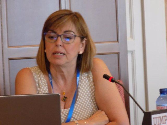 Marina Villegas, directora de la AEI