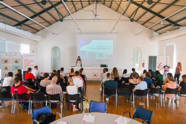 Jornadas búsqueda de empleo en Palma Activa