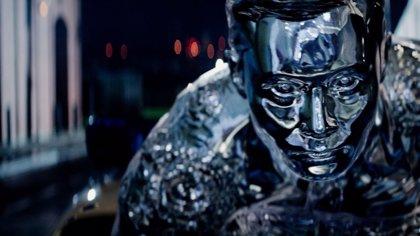 Más cerca de un robot de metal líquido como el de Terminator