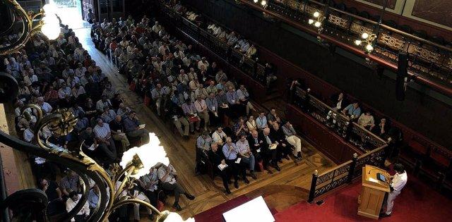 Asamblea de Universidades Jesuitas en Deusto