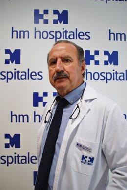 El doctor César Casado, del Hospital HM Sanchinarro