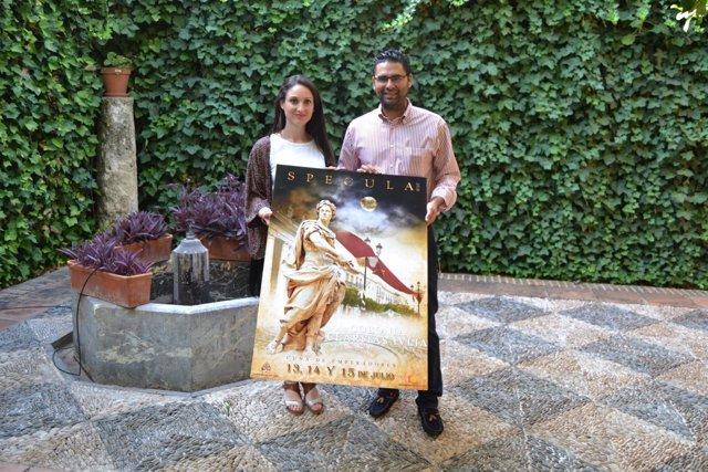 Gómez y Santos presentan el cartel de 'Specula'