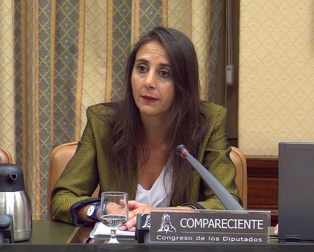 Carmen Jimenez, Atención Oficina Víctimas de RENFE