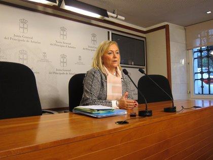 Mercedes Fernández (PP), en contra de la celebración de un debate entre Soraya Sáenz de Santamaría y Pablo Casado