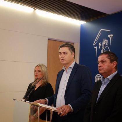 """El PP y la AVT alertan de las """"contradicciones"""" entre Sánchez y Marlaska sobre los presos de ETA"""