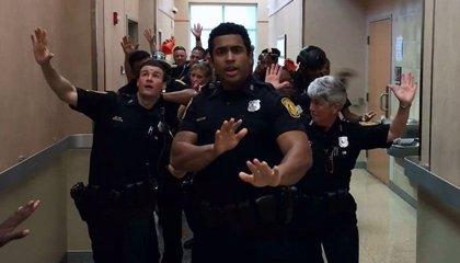 La policía de Virginia hace el reto del 'Lip Sync Challenge' y lo hace viral con más de 28 millones de reproducciones