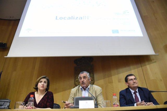Presentación del programa Localiza