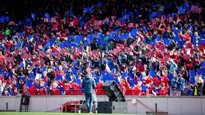El Barça invita al equipo rescatado en Tailandia a un torneo de fútbol base y al Camp Nou