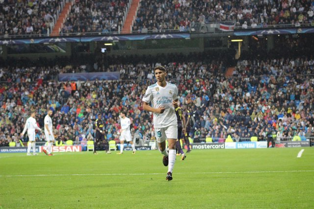 Achraf Hakimi (Real Madrid CF)