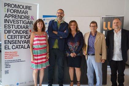 La UIB acoge las 32 Jornadas Internacionales para Profesores de Catalán que organiza el Institut Ramon Llull