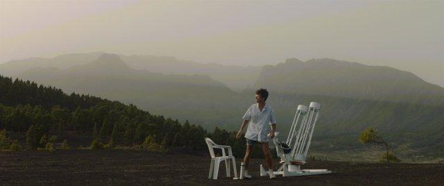 Grabación en La Palma
