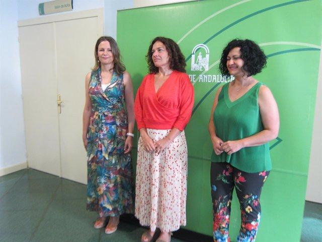 Visita de Galvez a la Delegación de Conomiento y Empleo