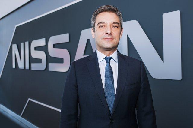 Genís Alonso, nombrado Vicepresidente de Nissan Motor Ibérica