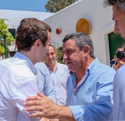 El vicepresidente del PP de Cádiz y portavoz en Diputación manifiesta su apoyo a la candidatura de Casado