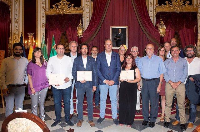 Premios del concurso de buenas prácticas en Participación Ciudadana