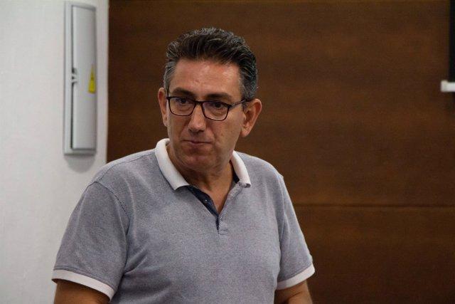 El profesor Gassan Hodaifa Meri