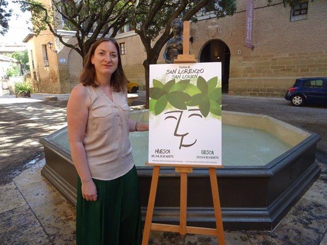 Presentación del cartel de San Lorenzo 2018