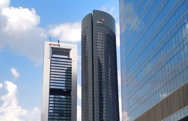Torre Cepsa y PwC