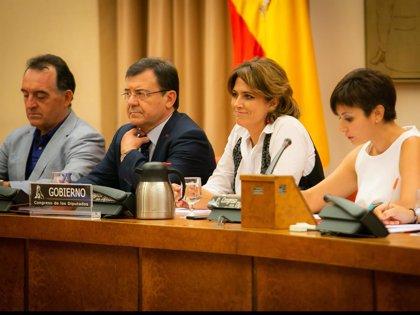 """Delgado formará a los operadores jurídicos en Igualdad: """"No hacerlo supone continuar impartiendo una Justicia parcial"""""""