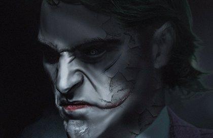 Brutal diseño de Joaquin Phoenix como Joker