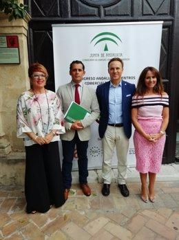 [Sevilla] Nota Congreso Centros Comerciales Abiertos