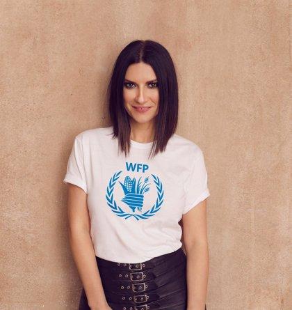 Laura Pauisini, nueva 'Embajadora de Buena Voluntad' de WFP