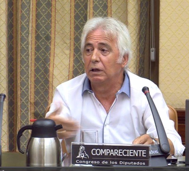 Interventor del tren de Angrois, Antonio Martín