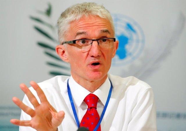 Mark Lowcock, director de la OCHA y subsecretario general de la ONU