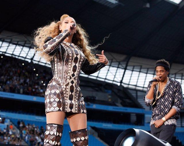 Beyoncé Y Jay-Z En La Gira OTR II