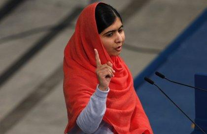 Malala Yousafzai critica la política de Trump de separar a niños migrantes de sus familias