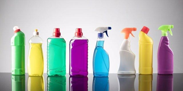 Los productos de limpieza industrial aumentan su demanda online
