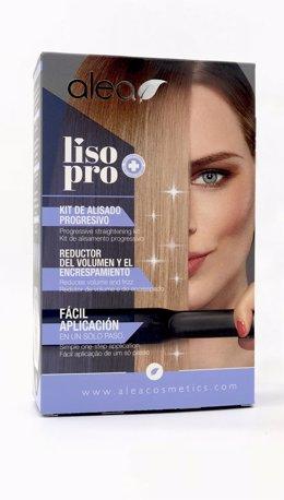 Liso Pro: reduce el volumen y el encrespamiento del cabello
