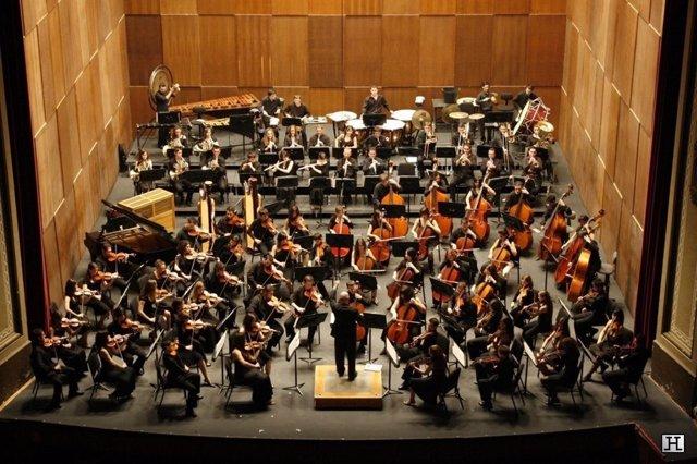 La Orquesta Joven de Andalucía