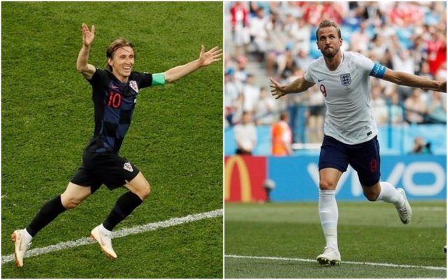 Modic (Croacia) y Kane (Inglaterra)