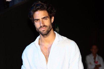 Juan Betancourt, centrado en el trabajo después de su ruptura con Rocío Crusset
