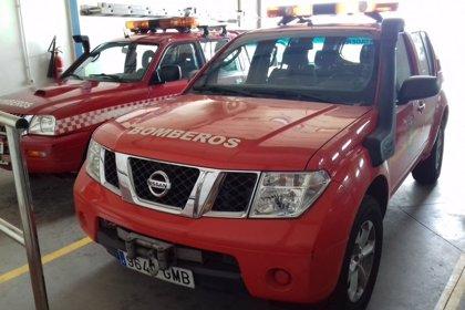 Guardia Civil recupera en Totana un vehículo de los bomberos de Cartagena
