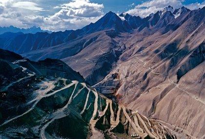 Descubren en China el yacimiento de hierro más reciente de la Tierra
