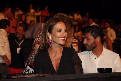 Paula Echevarría y Miguel Torres derrochan amor en el concierto de Luis Miguel