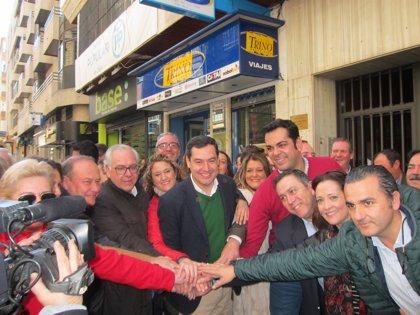 Críticos del PP de Jaén piden una reunión urgente con Moreno por incumplimientos del acuerdo de integración