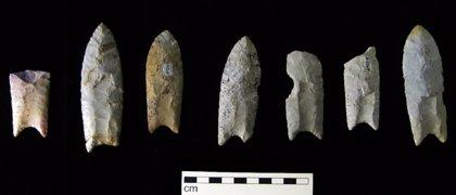 Tecnología anterior a los Clovis replantea el poblamiento de América