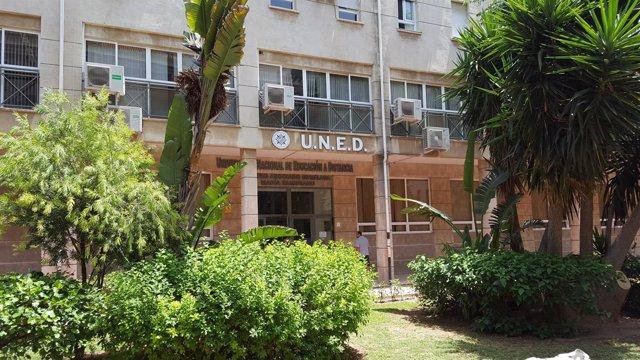UNED Málaga fachada