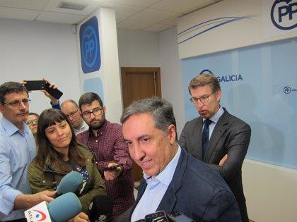 """García-Hernández cree que los compromisarios se pronunciarán antes del cónclave y """"desequilibrarán la balanza"""""""