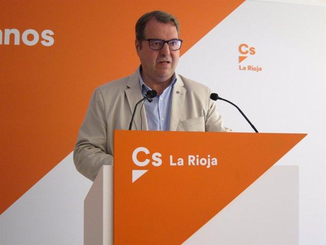 El Diputado De Cs, Tomás Martínez Flaño