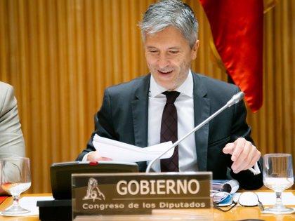 Marlaska no ve amenazas para que Puigdemont precise de escoltas en Alemania y defiende que se cumpla la legalidad