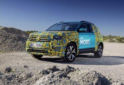 El estreno mundial del 'español' Volkswagen T-Cross tendrá lugar en otoño