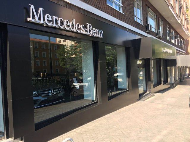 Centro de Mercedes-Benz Retail