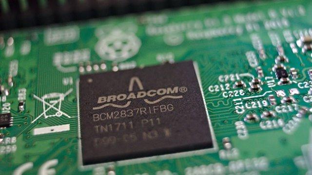 Chip de Broadcom